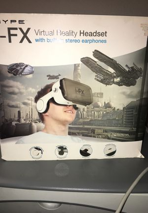 VR Headset for Sale in Alta Loma, CA
