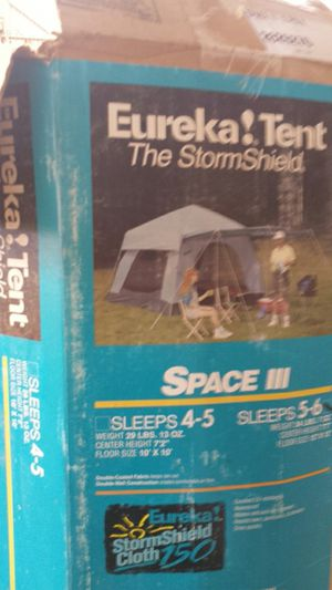 Eureka Tent (4-6 People) for Sale in Fairfax, VA