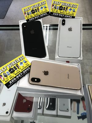 iPhone XS for Sale in Baton Rouge, LA