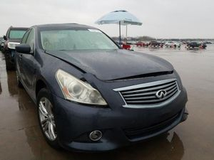 2011 Infiniti g37x parts for Sale in Dallas, TX