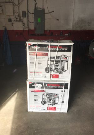2 new generation in box 6250 watts for Sale in Woodlawn, MD