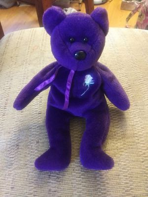 Collectible princess diana beanie baby. Make offer for Sale in Central, SC