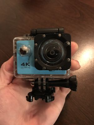 4K Ultra HD Action Wi-Fi Camera (like a GoPro) for Sale in Chicago, IL