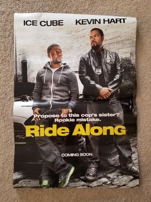 Ride Along Movie Poster for Sale in Westport, WA