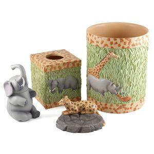 Animal Tracks 5 Piece Bathroom Set New! for Sale in Tampa, FL