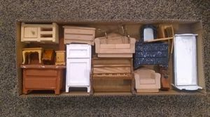 Doll house furniture for Sale in Hanover Park, IL