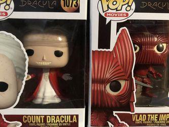 Dracula Funko Pop for Sale in Jersey City,  NJ