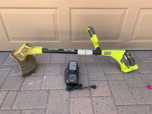 Ryobi weedwhacker for Sale in Phoenix, AZ