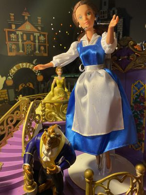 Belles first Princess doll by Mattel 1995 for Sale in Los Angeles, CA