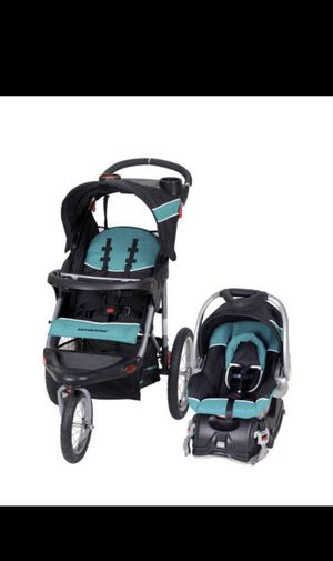 Baby Trend Expedition Jogger Travel Stroller and Car seat for Sale in El Cerrito, CA