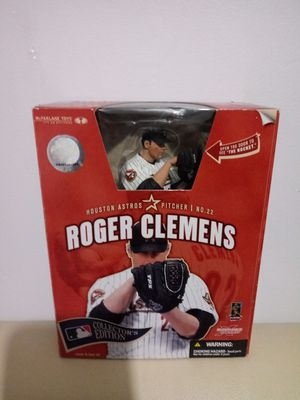 Roger Clemens action Figure Collectable for Sale in Baytown, TX