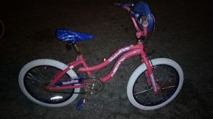 $60 Pink20-inch girl bike brand new looking for Sale in East Point, GA