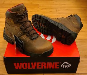 Wolverine Work Boots size 8,8.5,9,9.5 and 10 for Men. for Sale in Lynwood, CA