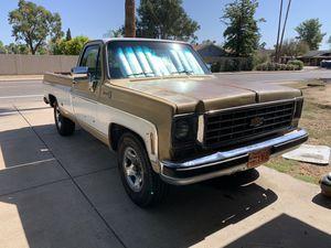 Chevy Silverado C20 for Sale in Phoenix, AZ