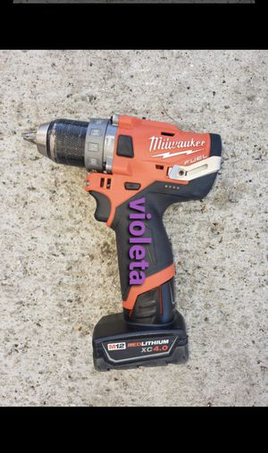 Milwaukee drill for Sale in Compton, CA