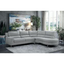 Gorgeous New and Unique Curved Sectional Sofa***Discount Sale** for Sale in Denver,  CO
