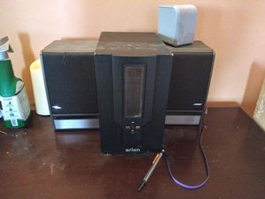 Speaker setup for Sale in South Amherst, OH