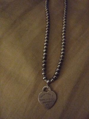 Tiffany & Co. Necklace for Sale in Murrysville, PA