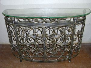 WINE RACK /CONSOLE TABLE for Sale in Oakland Park, FL
