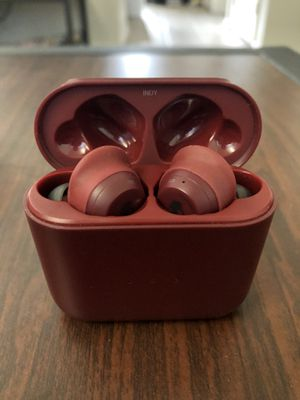 Skullcandy Indy wireless ear buds (red) for Sale in Provo, UT