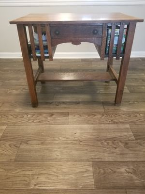Antique Library Desk for Sale in Atlanta, GA