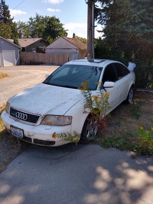 Audi a6 2000 for parts for Sale in Tacoma, WA