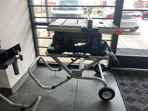 Bosch Table Saw for Sale in Austin, TX