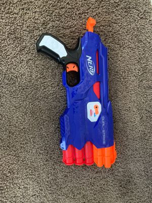 Dual-Strike nerf gun for Sale in Surprise, AZ