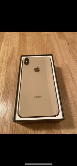 iPhone XS Max Gold Unlocked 64 GB for Sale in Los Angeles, CA
