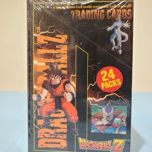 Dragonball Z Cards Series 3 Booster Box Sealed for Sale in Medford, NJ