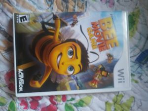 Wii bee movie game for Sale in Anaheim, CA