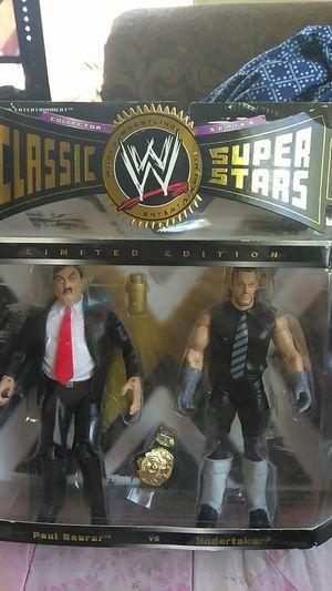WWE Classic Superstar's for Sale in Salt Lake City, UT
