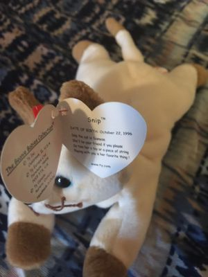 Snip Beanie Baby for Sale in Columbus, OH