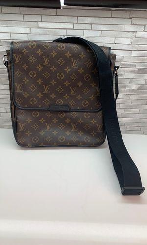 Authentic Vintage Louis Vuitton Messenger Bag for Sale in Rancho Mirage, CA