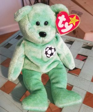Ty Beanie baby soccer bear for Sale in Falls Church, VA
