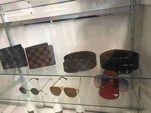 Gucci Belt ,LV Belt LV Wallets for Sale in Forestville, MD