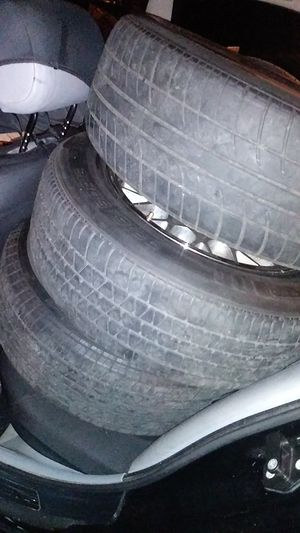 Set of 4 tires 225/60/R16 for Sale in Santa Ana, CA