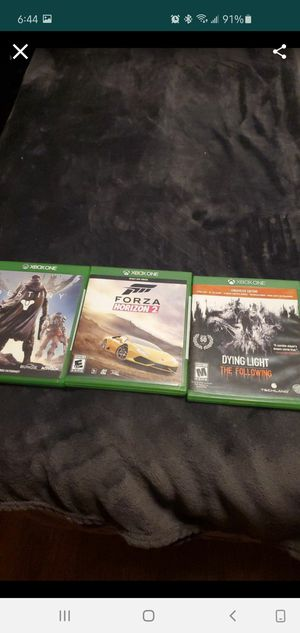 Xbox one games for Sale in Kirkland, WA