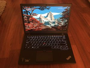"14"" Lenovo Thinkpad laptop T450s Core i7 VPro, 256GB SSD PRICE IS FIRM, NO LOW BALLERS for Sale in Tempe, AZ"