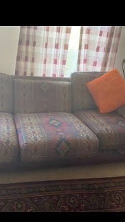 Western Style Couch / Chair/Foot Ottoman for Sale in Nashville,  TN