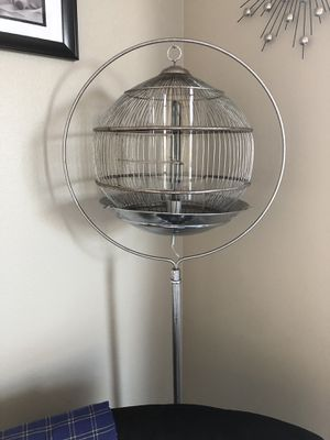 Bird Cage Lamp for Sale in Tacoma, WA
