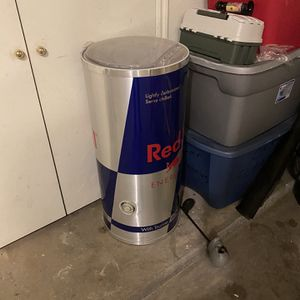 Red Bull Cooler for Sale in Oklahoma City, OK