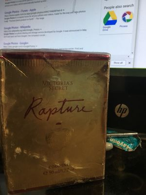 Victoria secret Rapture perfume brand new(Discontinued) for Sale in Tampa, FL