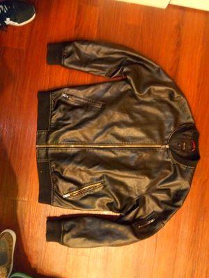 Adam Lavine XL GENUINE LEATHER Jacket for Sale in Denver, CO