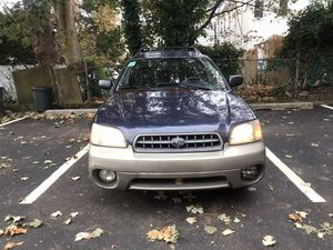2004 Subaru Legacy outback for Sale in Bloomfield, NJ