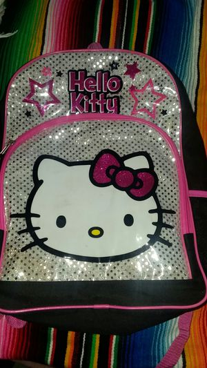Hello kitty backpack school back pack cute sanrio for Sale in Long Beach, CA