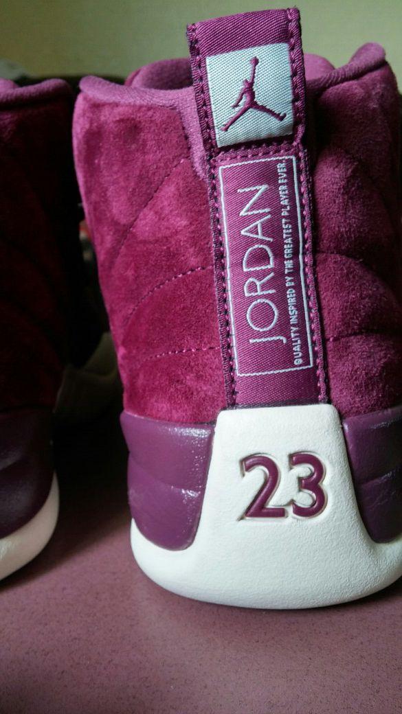 Jordan 12 beuardeux size 10