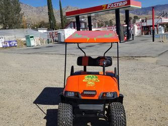2000 Ezgo Txt for Sale in Wofford Heights,  CA