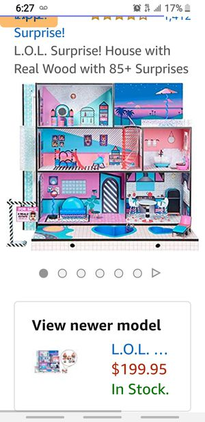 Lol doll house for Sale in West Covina, CA