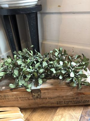 Mistletoe Candle Ring for Sale in Lynnwood, WA